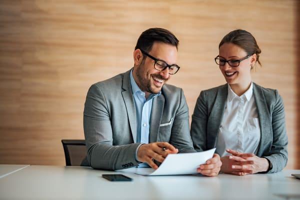 Erstgespräch & Briefing zur Mitarbeiterbefragung