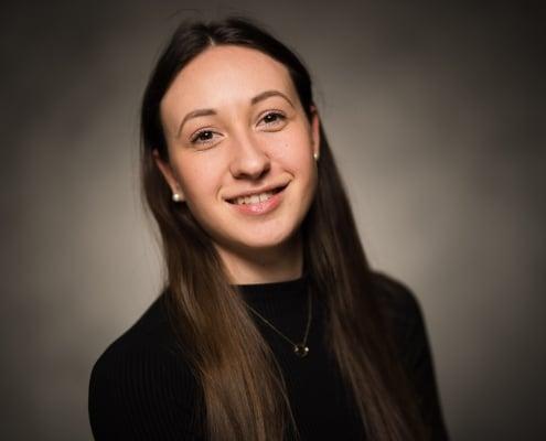 Mitarbeiterin Julia Lorenz