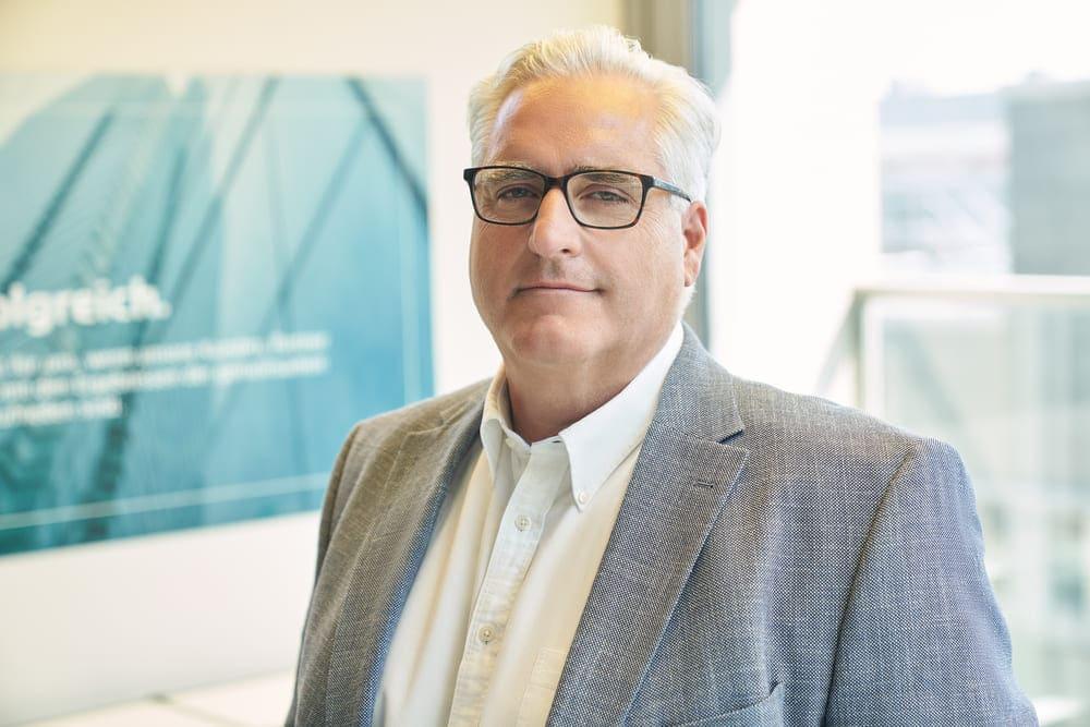 proJob Geschäftsführer Andreas Richter Portrait