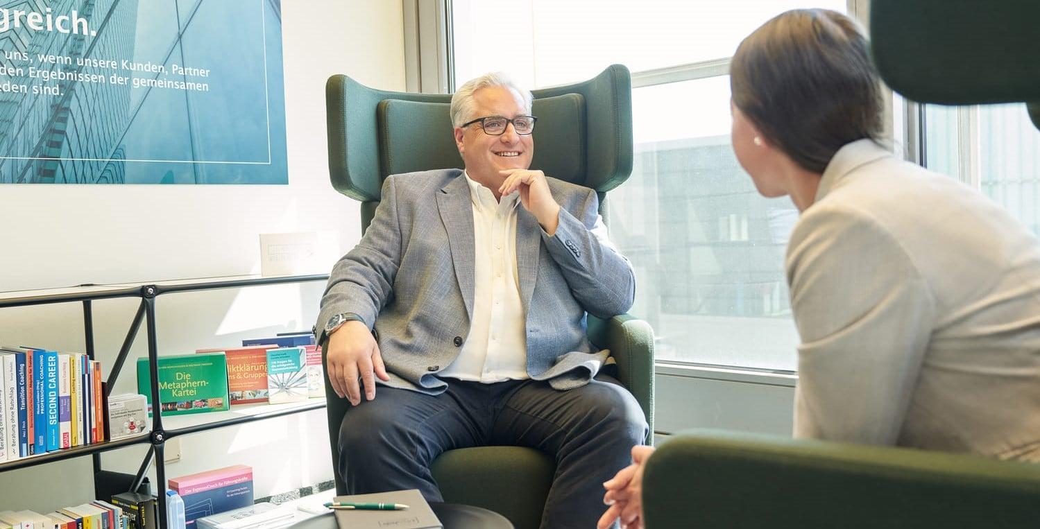Coaching der Führungskräfte mit Andreas Richter